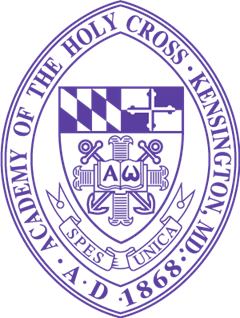 The Academy of the Holy Cross Logo