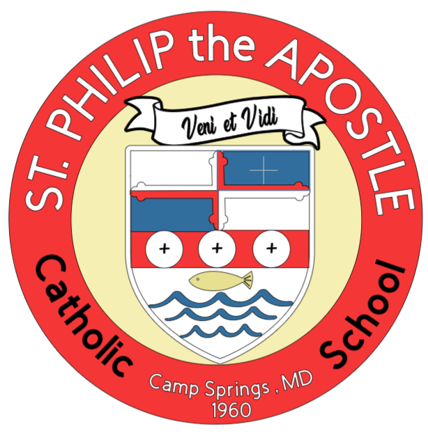 Saint Philip the Apostle School Logo